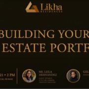Building Your Real Estate Portoflio